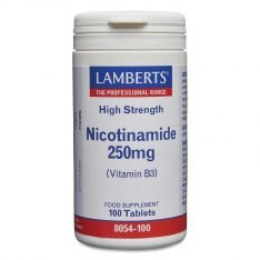Nicotinamide 250mg lamberts healthcare uk