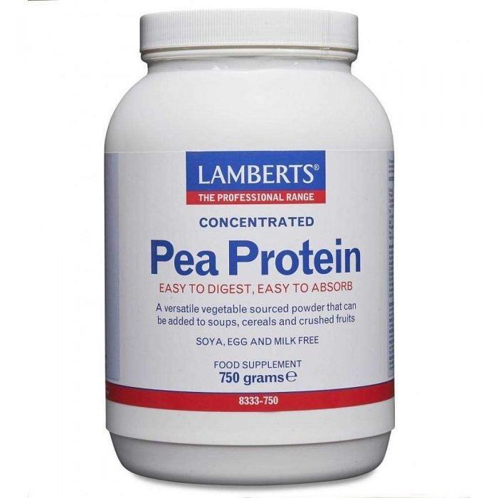 Pea Protein (powder) lamberts healthcare uk