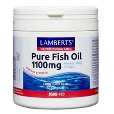 Pure Fish Oil 1100mg 60s lamberts healthcare uk