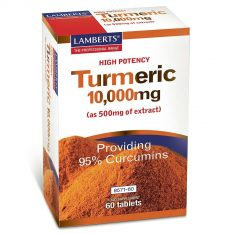 Turmeric 10,000mg 60s lamberts healthcare uk