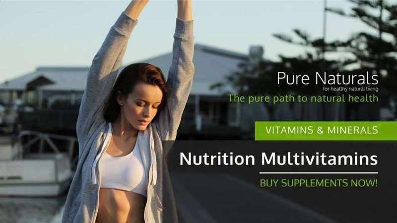 nutrition multiviramins