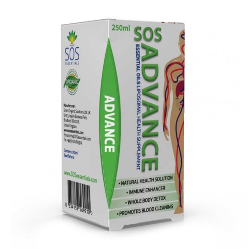 SOS Advance Beverage