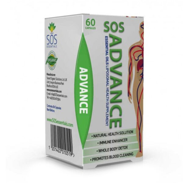 SOS Advance Capsules 60c image