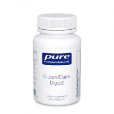 gluten dairy digest