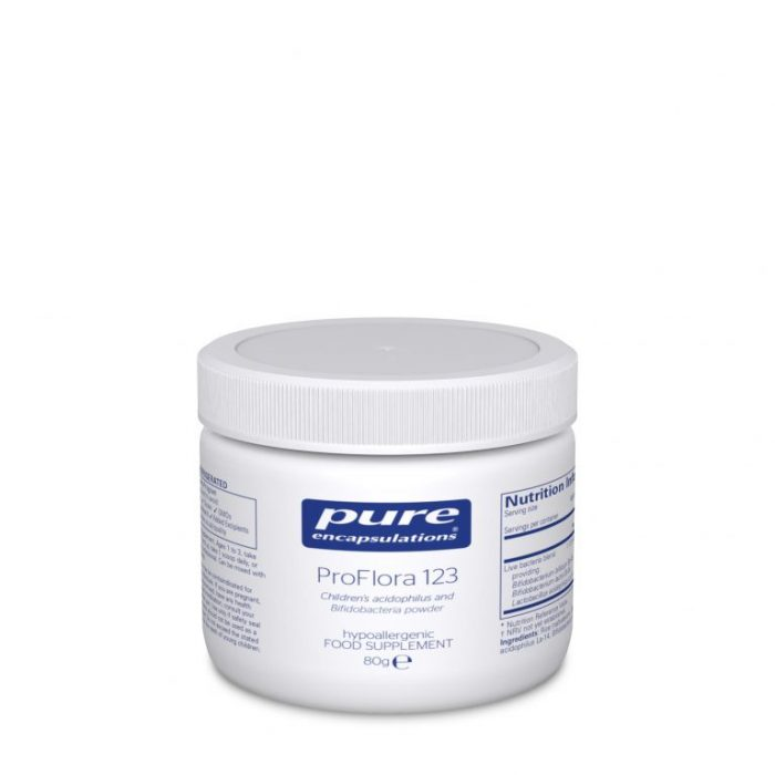 ProFlora 123 (dairy-free)
